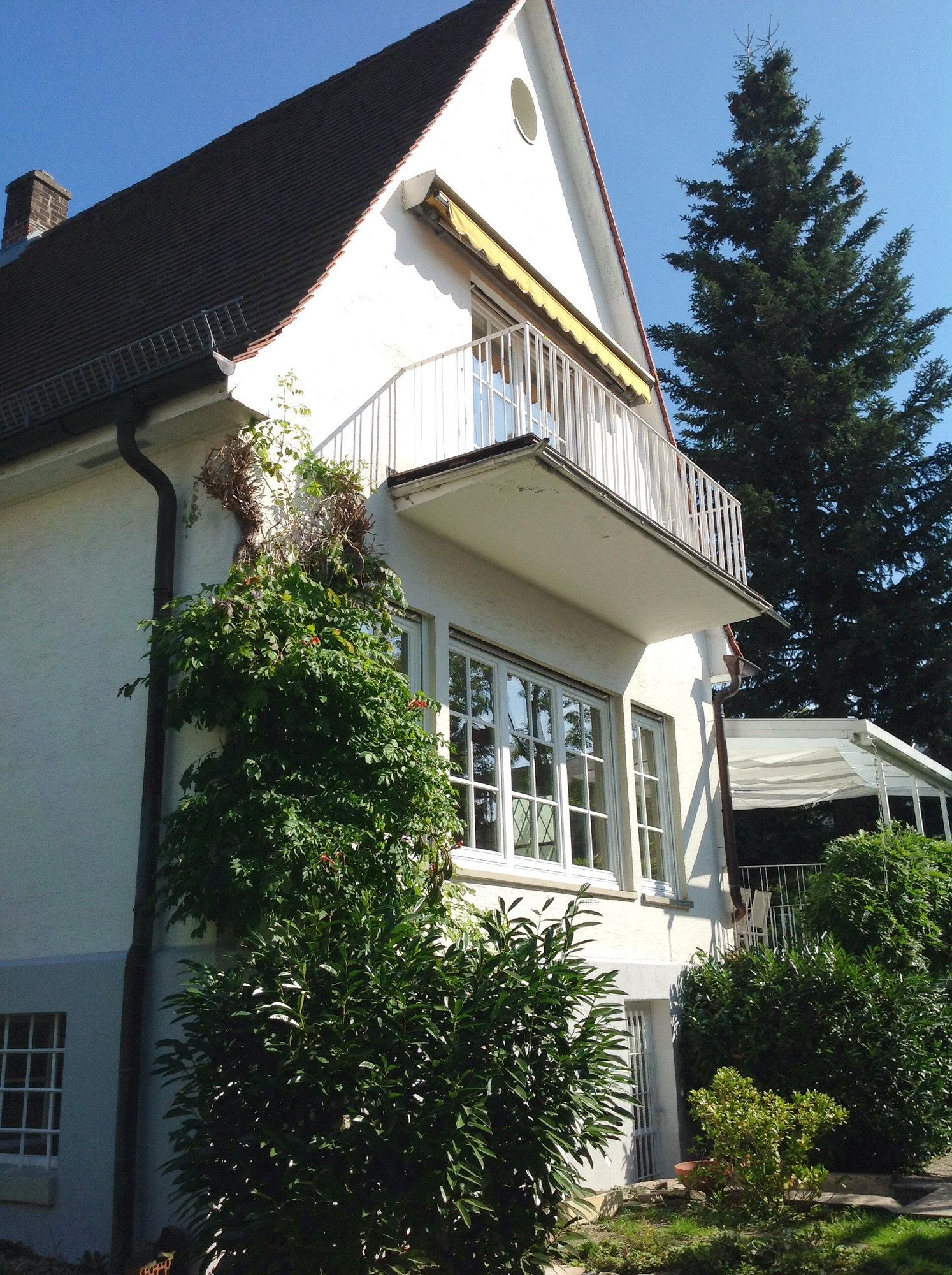 Denkmalfenster für Privathaus in Kronberg