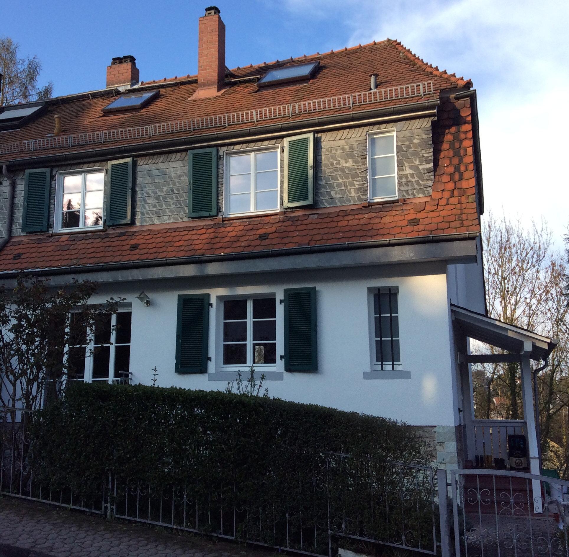 Sprossenfenster vom Typ RETRO in Kronberg im Taunus
